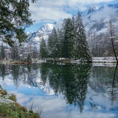 Lac des Gaillands - AL704019