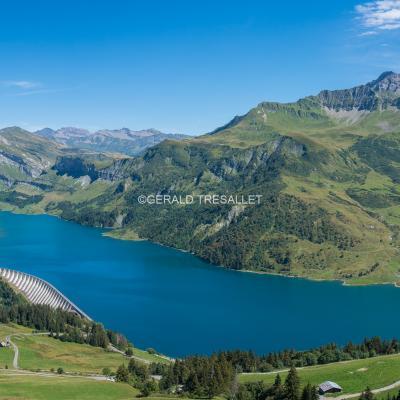 Lac de Roselend - Al706534