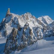 Au Col du Géant-Al74191