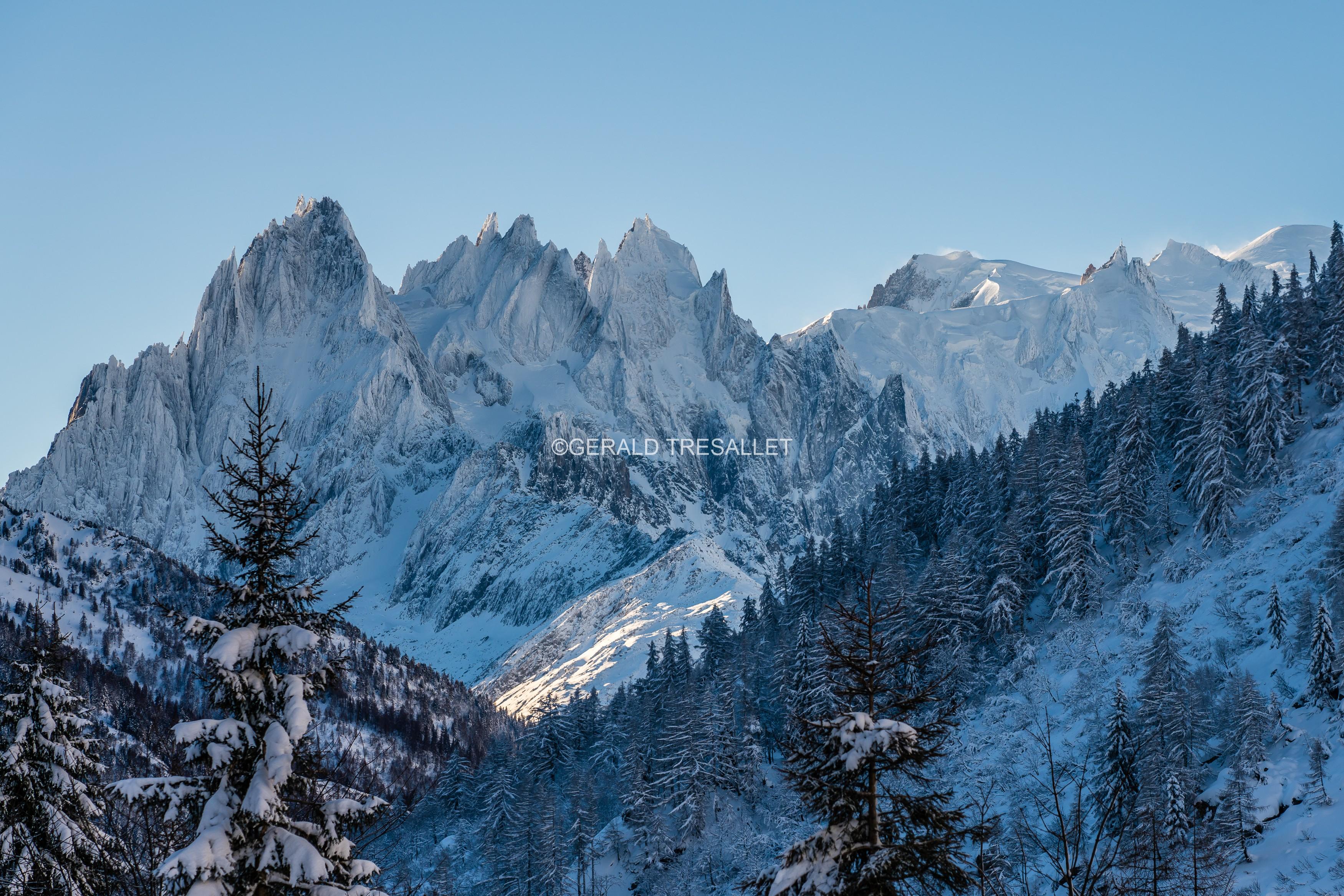 Aiguilles de Chamonix - Dsc00037