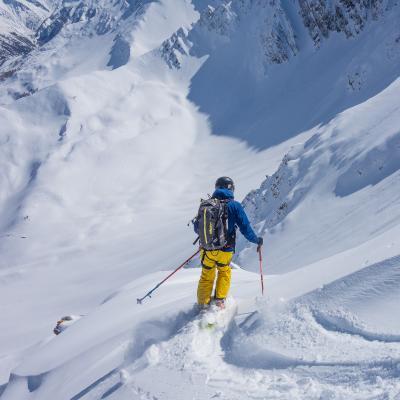 Ski hors-piste