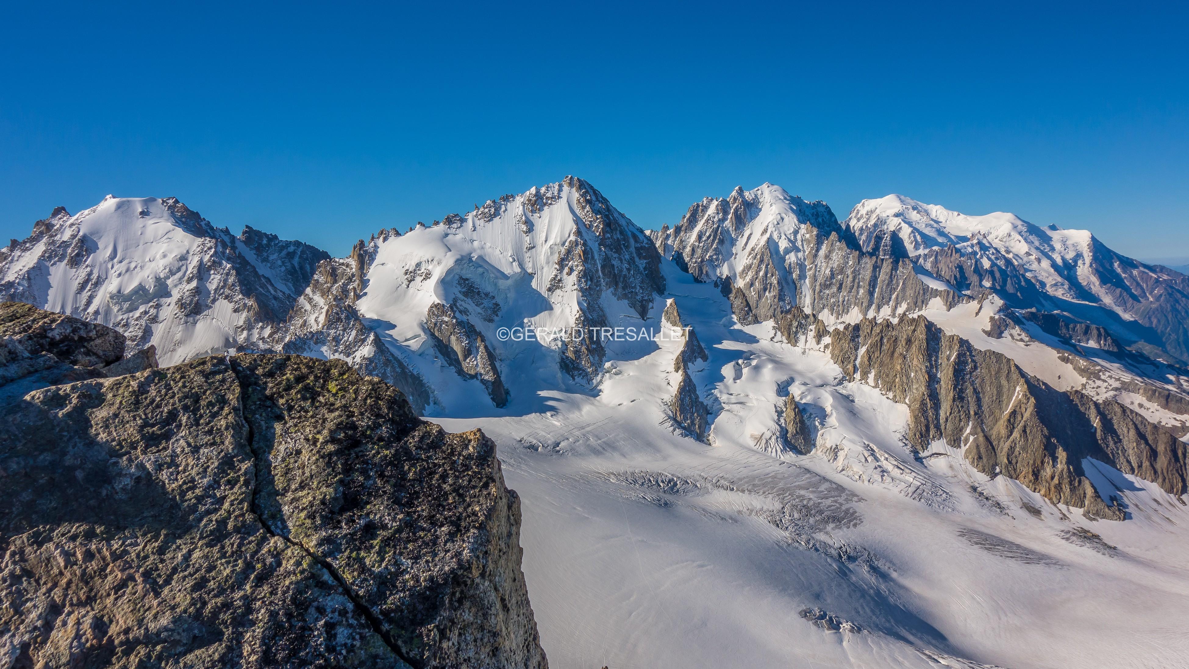 Chaîne du Mont-Blanc - Dsc08693