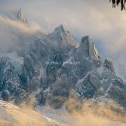 Aiguilles de Chamonix - Nik 257