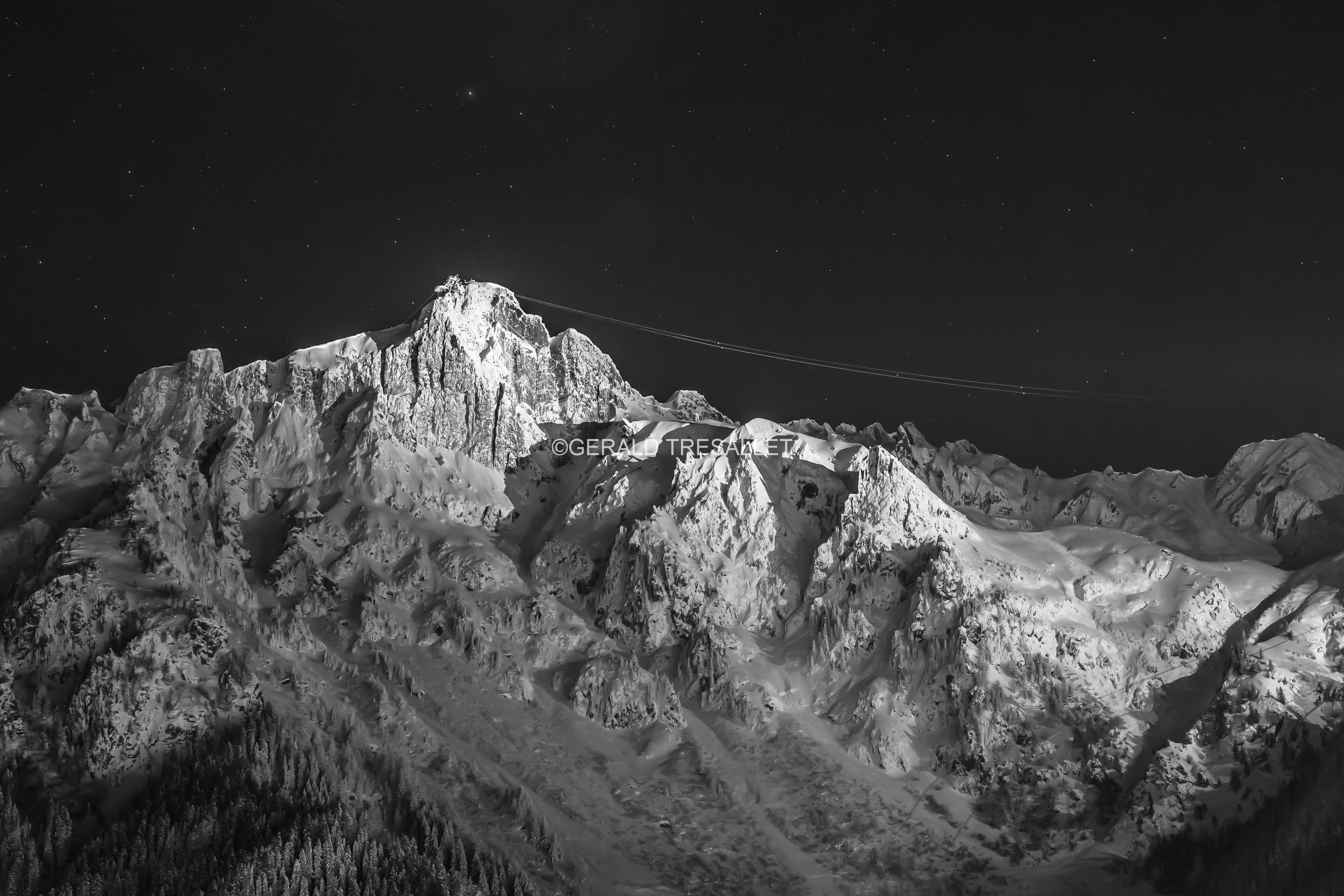 Le Brévent de nuit-Nik0448