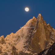 La lune sur la Verte - Nik6412