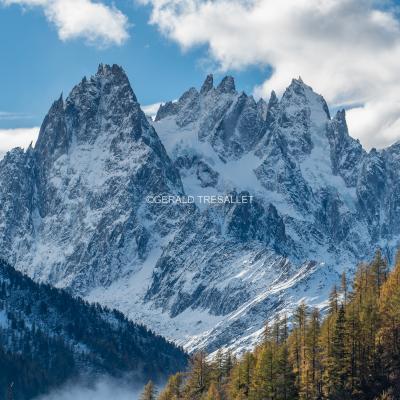Les Aiguilles de Chamonix - Nik8186